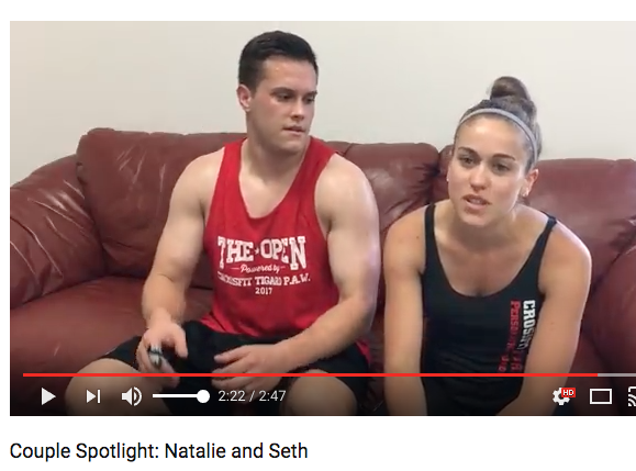 Couples Spotlight: Natalie and Seth